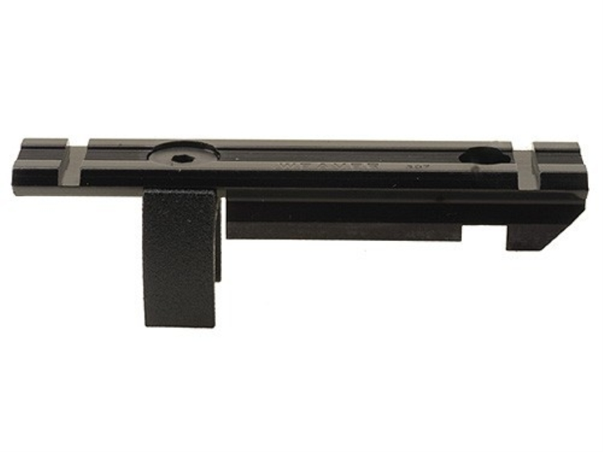 weaver mount scope base su0026w k l frame 307 gloss
