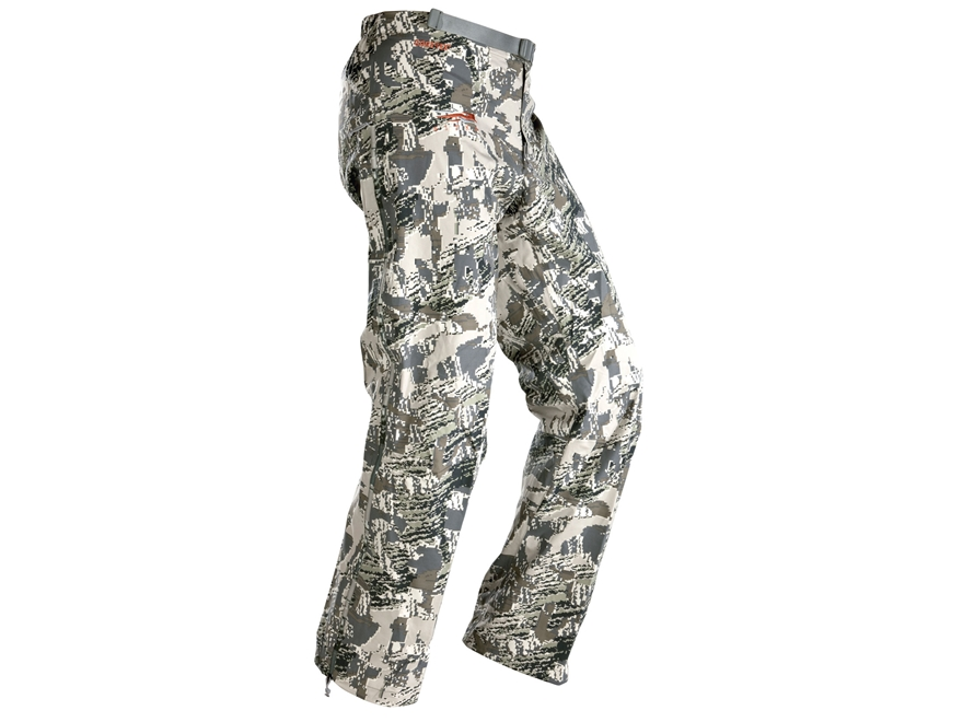 Sitka Gear Men's Dewpoint Rain Pants Polyester