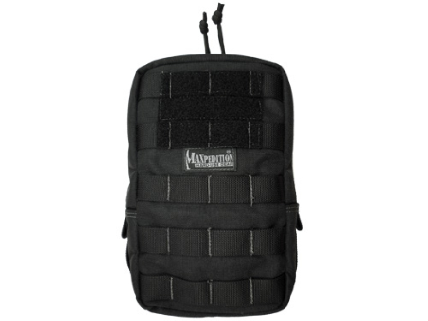 "Maxpedition Padded Pouch 6"" x 9"" Nylon Black"