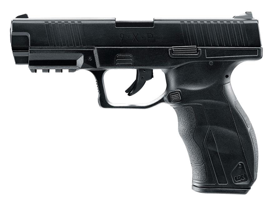 Umarex 9XP Blow Back Air Pistol 177 Caliber BB Black