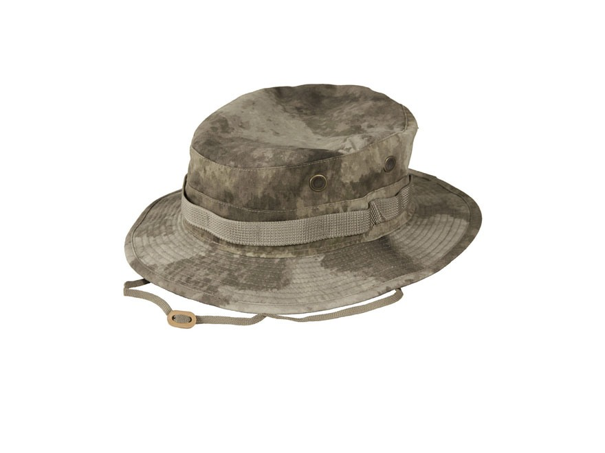 Propper Boonie Hat Battle Rip Poly/Cotton Ripstop A-TACS