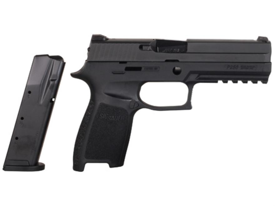 Sig Sauer P250 Caliber X-Change Kit Sig Sauer P250 Full Size 357 SIG with 14-Round Maga...