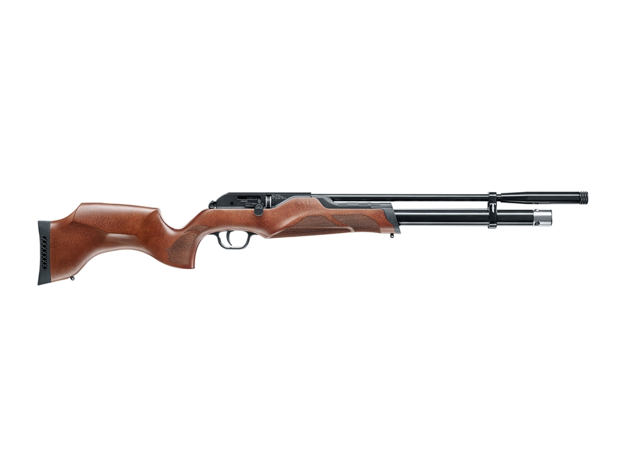 Walther Maximathor PCP Air Rifle Brown Wood Stock