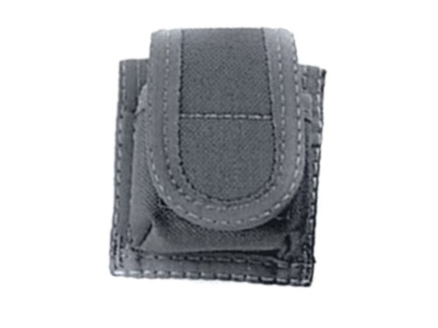 Uncle Mike's Universal Single Speedloader Pouch Nylon Black