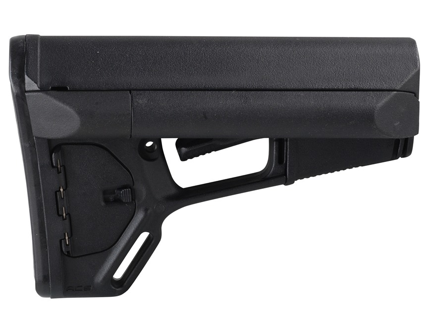 Magpul Stock ACS Collapsible AR-15 Carbine Synthetic