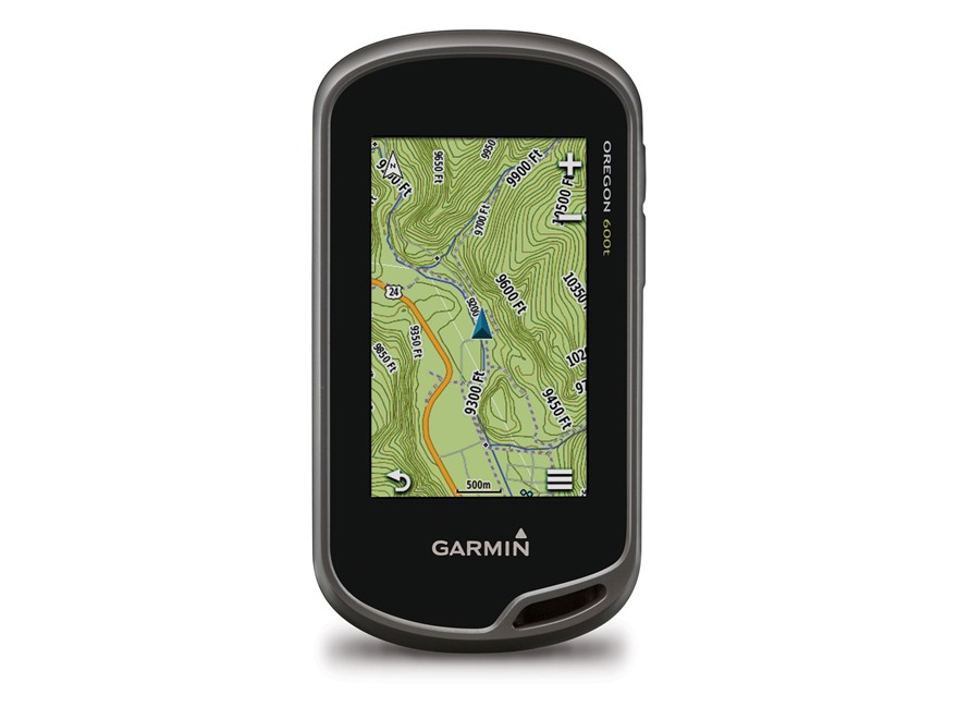 Garmin Oregon 600t Handheld GPS Unit