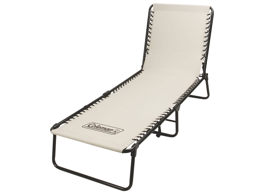 Coleman Converta Suspension Camp Cot Steel and Polyester White