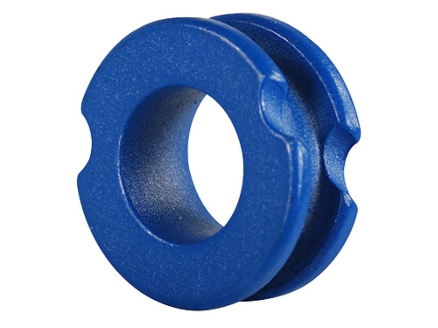 "G5 Meta Peep Hunter Large 1/4"" Bow Peep Sight Magnesium Blue"