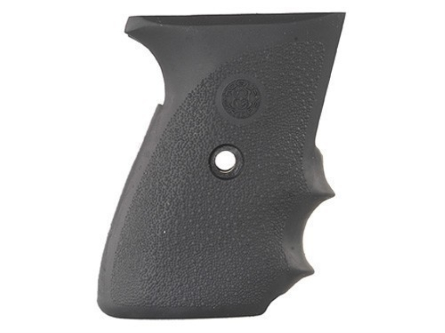 Hogue Wraparound Rubber Grips with Finger Grooves Sig P230, P232 Black