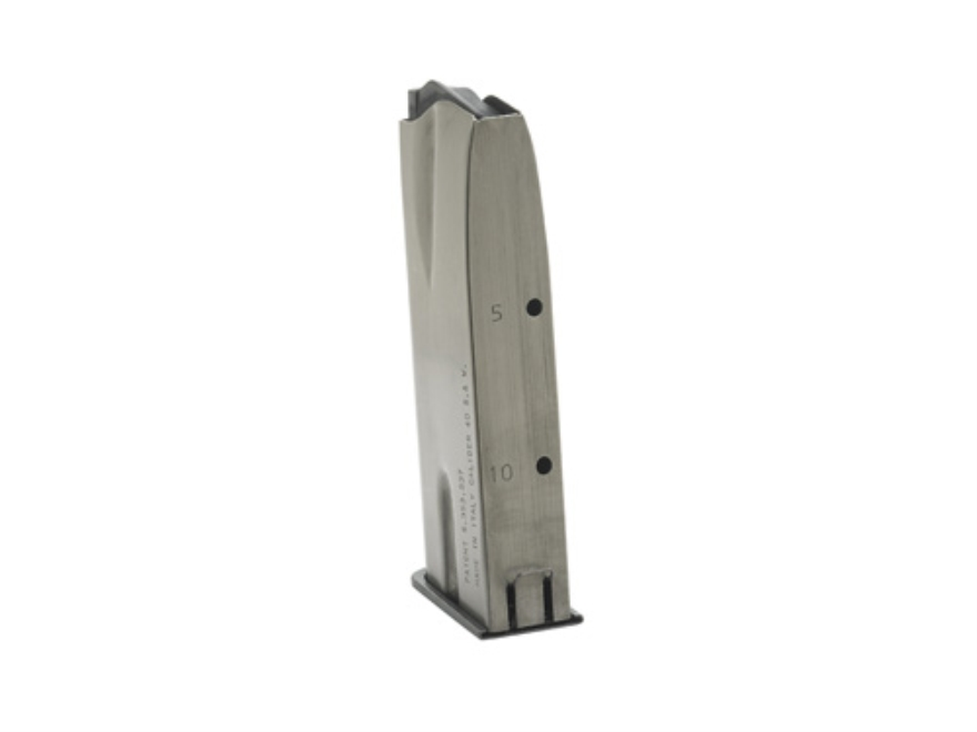 FN Magazine HP-SA, Browning Hi-Power 40 S&W 10-Round Steel Matte