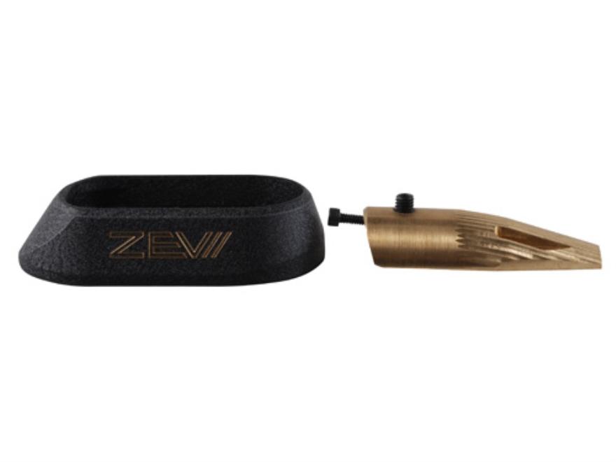 ZEV Technologies Speed Feed Magazine Well with Heavy Insert Glock 17, 22, 31, 32, 34, 3...
