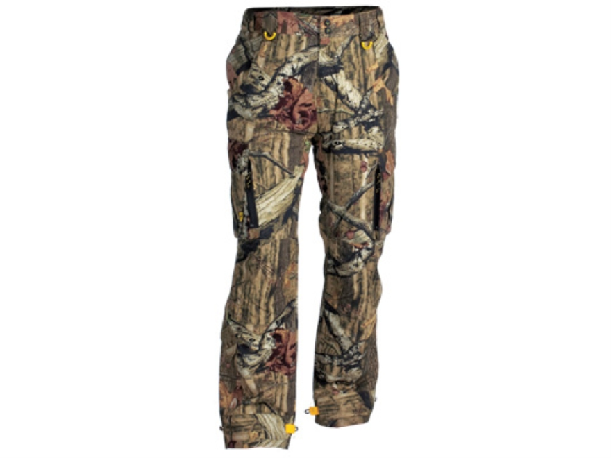 ScentBlocker Men's Recon Pants Polyester Mossy Oak Break-Up Infinity Camo Medium 32-34 ...