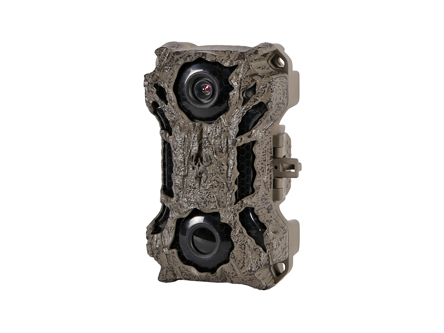 Wildgame Innovations Crush X 20 Lightsout Infrared Game Camera 20 Megapixel Tru Bark Camo