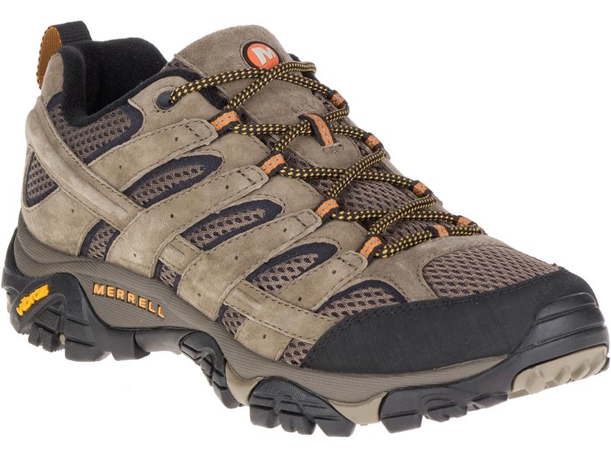 "Merrell Moab 2 Vent 4"" Hiking Shoes Leather/Nylon"