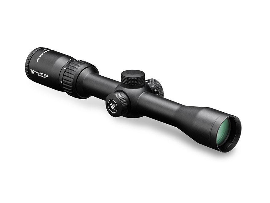 Vortex Optics Diamondback HP Rifle Scope 2-8x 32mm Side Focus V-Plex Reticle Matte