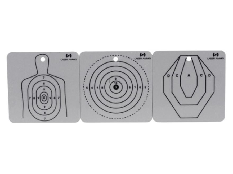 Laser Ammo SureStrike Laser Trainer Targets Pack of 6