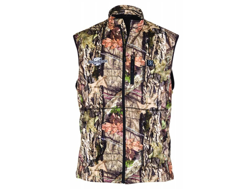 Flambeau Heated Vest Polyester