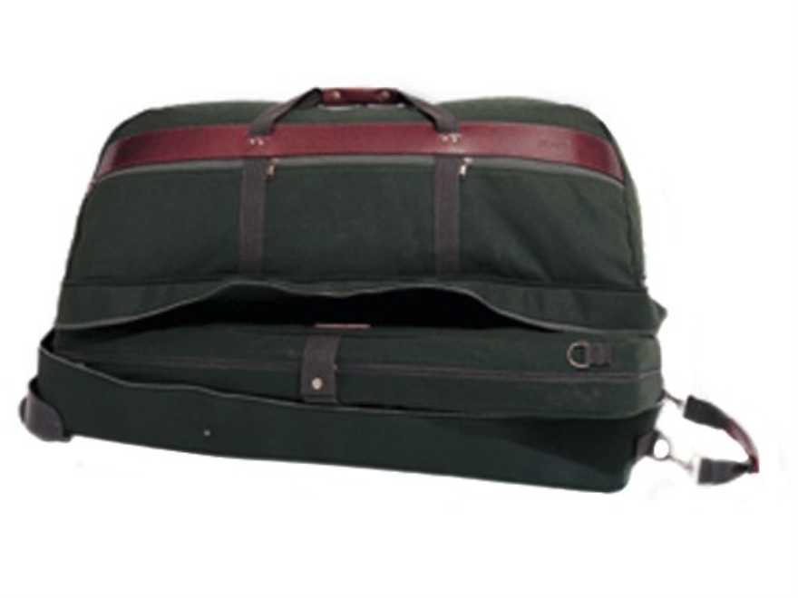 "Boyt Covey Bag Rolling Duffel 36"" x 17"" x16"" Canvas Green"