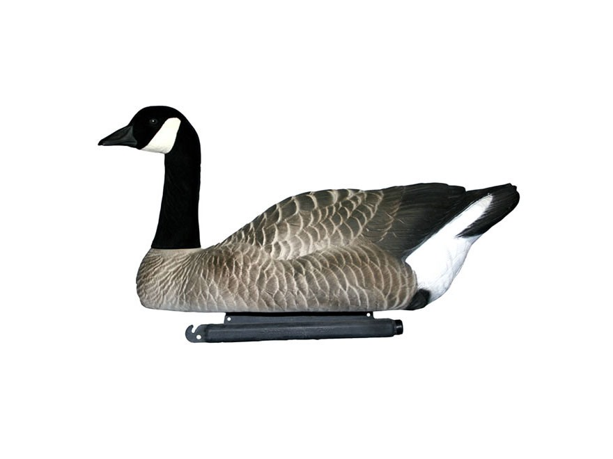 Dakota Decoys X-Treme Weighted Keel Canada Goose Decoys Pack of 6