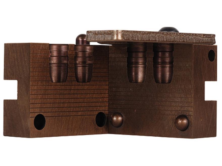 Saeco 2-Cavity Bullet Mold #445 44 Special, 44 Remington Magnum (430 Diameter) 220 Grai...