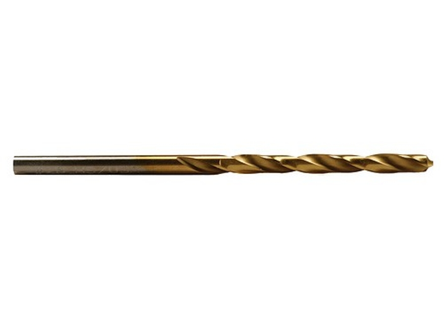Baker Drill Bit Jobber Length Titanium Nitride (TiN) Coated #42