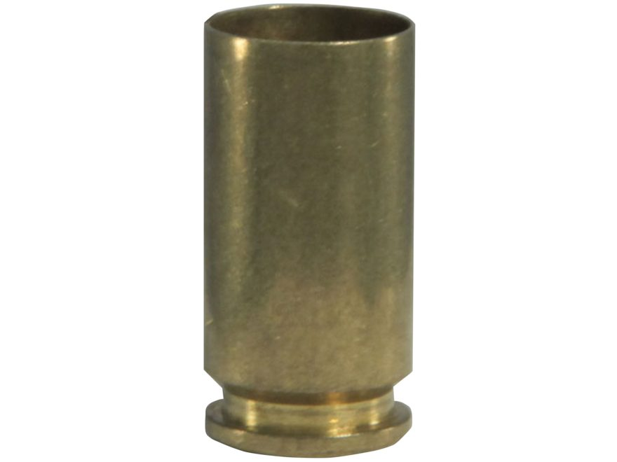 Once-Fired Brass 40 S&W Grade 2 Box of 500 (Bulk Packaged)