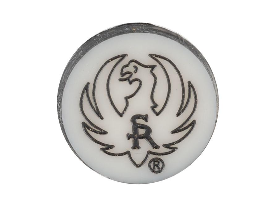 Ruger Pistol Grip Cap Medallion Ruger 10/22 International, Synthetic