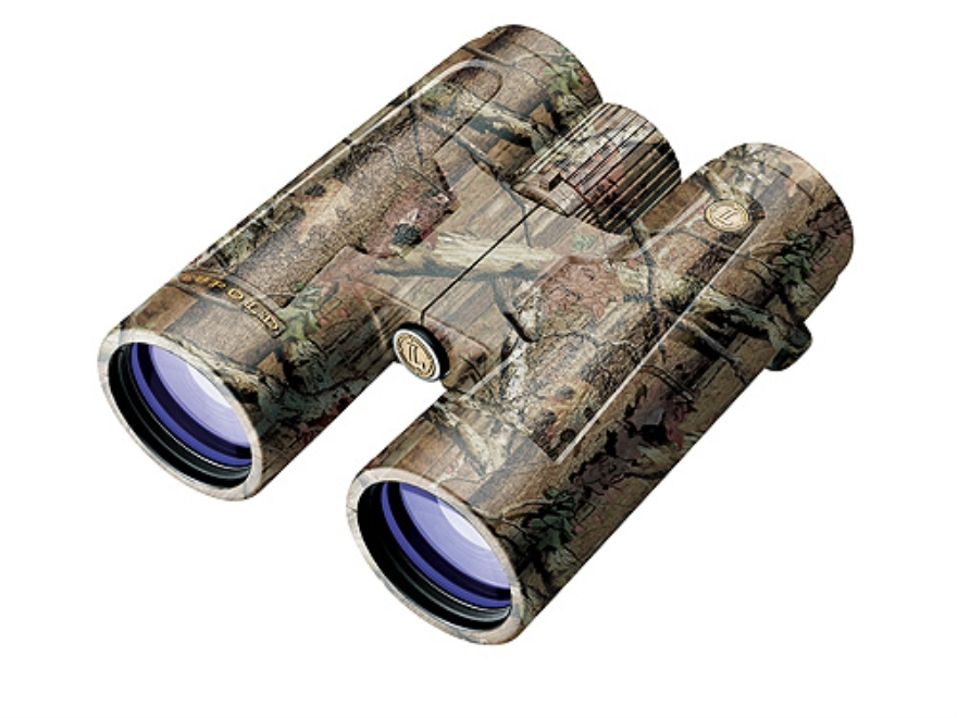 Leupold BX-2 Acadia Binocular 10x 42mm Roof Prism Armored Mossy Oak Break-Up Infinity Camo