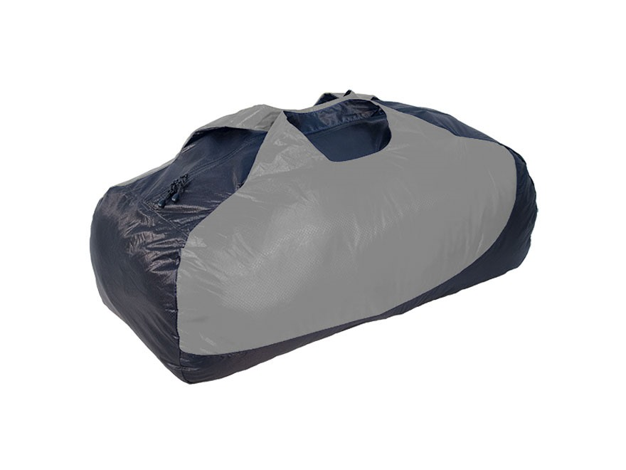Sea to Summit Travelling Light Ultra-Sil Travel Duffel Bag 40L Gray