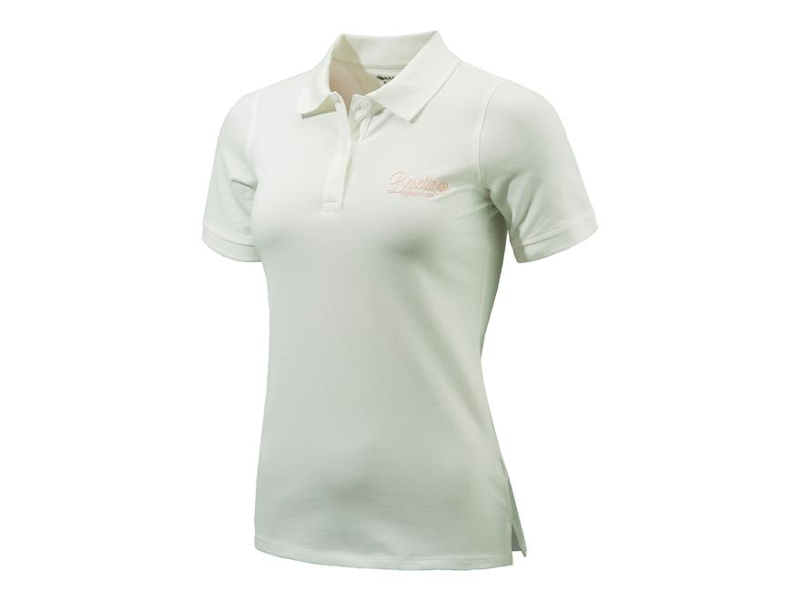 Beretta Women's Corporate Polo Shirt Short Sleeve Cotton