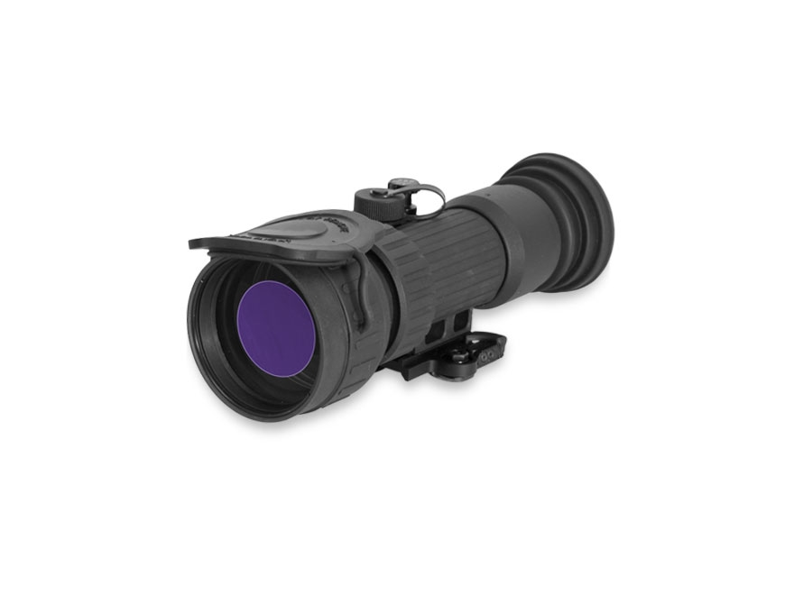 ATN PS28-2 2+ Generation Night Vision Front Mounted Daytime Rifle Scope System with Int...