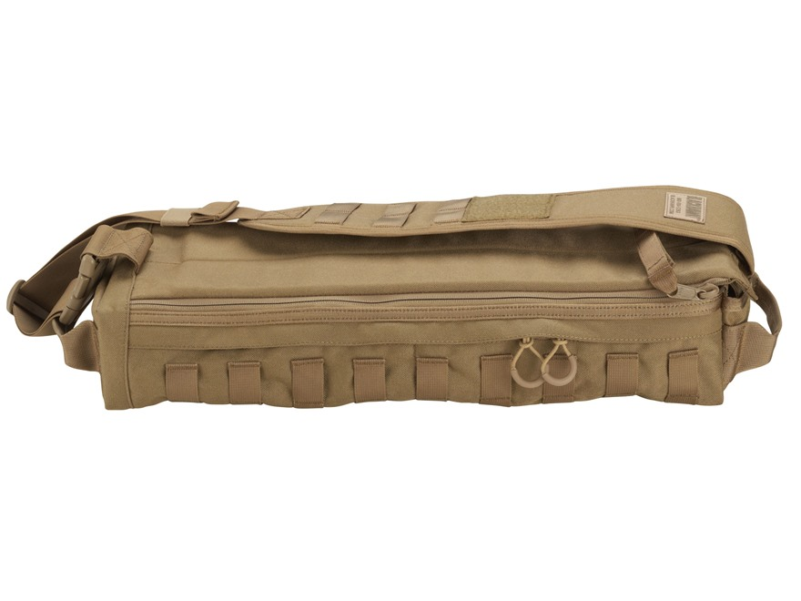 BLACKHAWK! Go Box Sling Pack 230 Nylon Coyote Tan