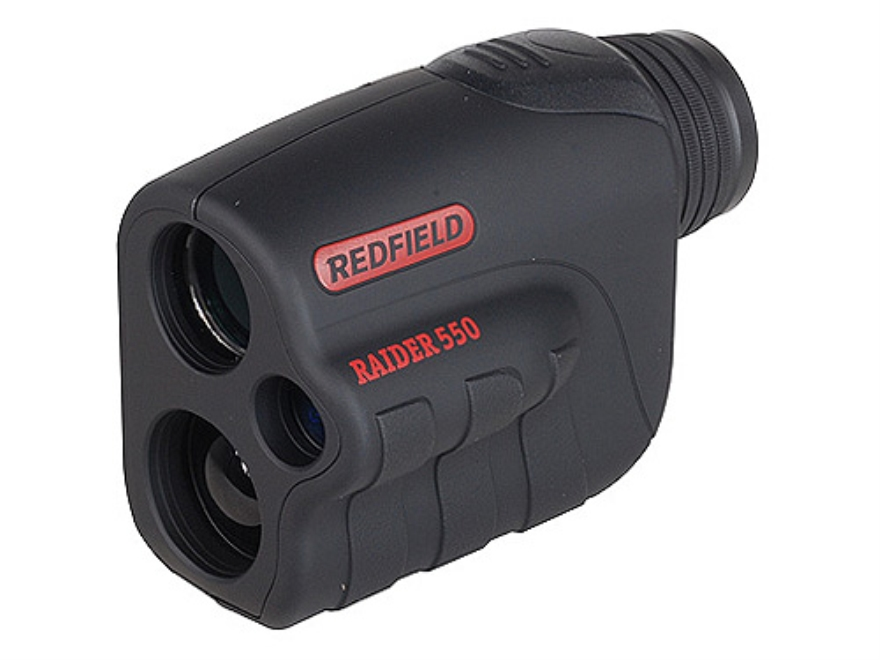 Redfield Raider 550 Laser Rangefinder 6x Black