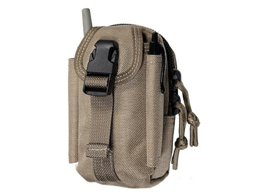 Maxpedition M-2 Waistpack Accessory Pouch Nylon Khaki