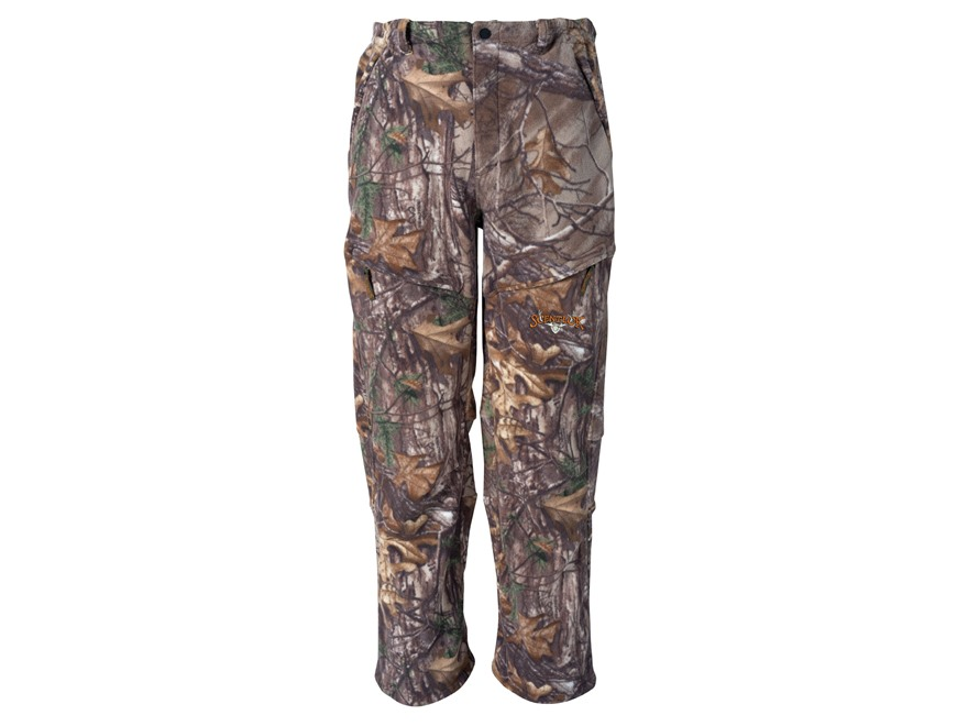 Scent-Lok Men's TimberFleece 360 Bowhunter Pants Polyester