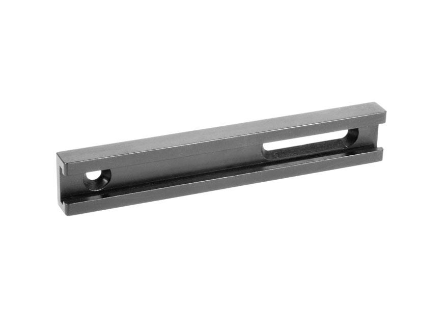 Mystic Precision Bipod T Rail Adapter Aluminum Black