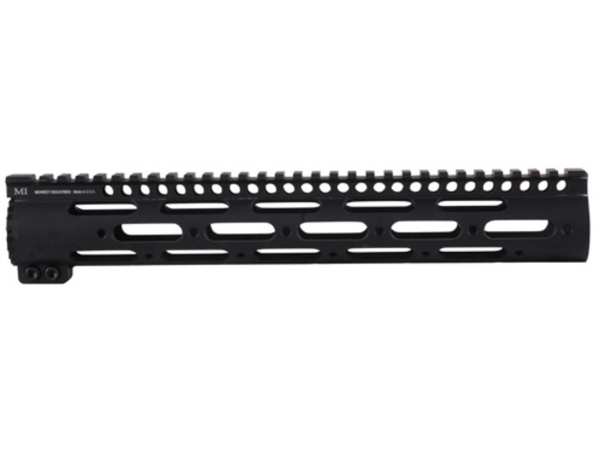 Midwest Industries Gen 2 SS-Series Free Float Modular Rail Handguard AR-15 Rifle Length...
