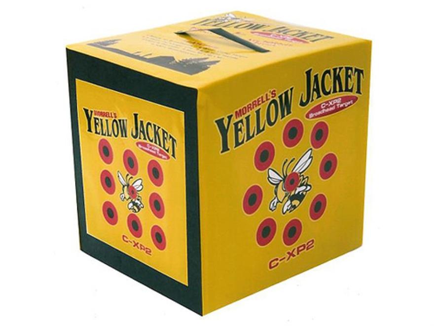 Morrell Yellow Jacket C-XP2 Combo Foam Broadhead & Field Point Bag Archery Targets