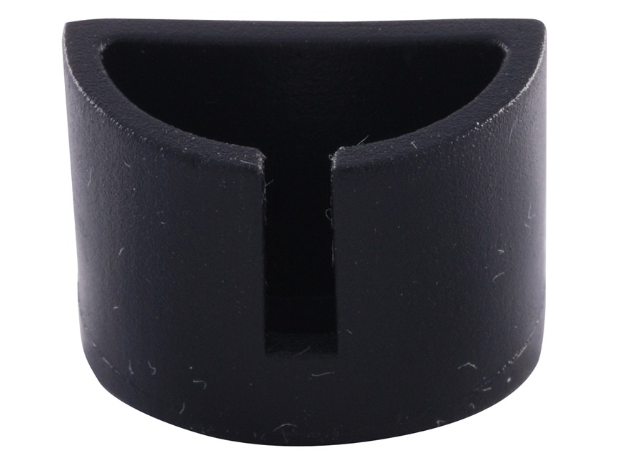 Lone Wolf Grip Plug Glock 26, 27, 33, 39 Polymer Black