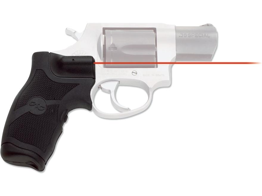 Crimson Trace Lasergrips Taurus Small Frame Revolver Black