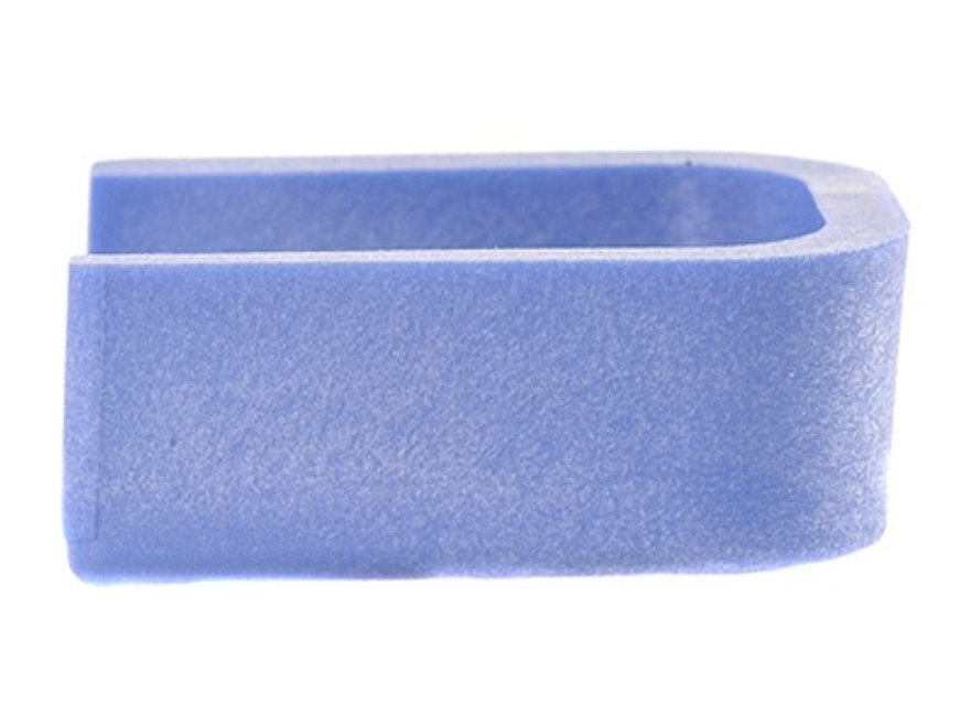 STI Magazine Base Pad STI-2011, SVI Competition-Style Polymer Blue
