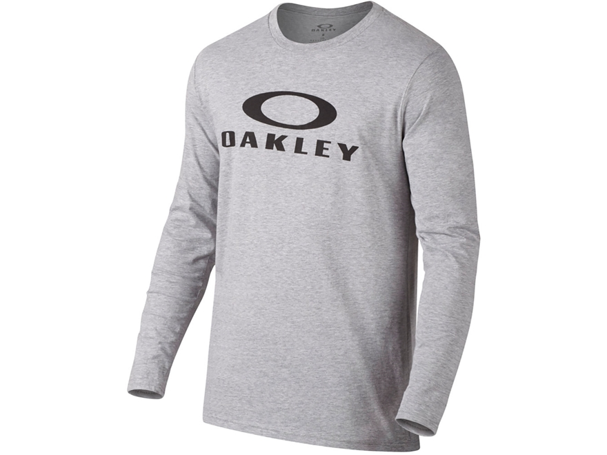 Oakley Men's Bark Repeat T-Shirt Long Sleeve