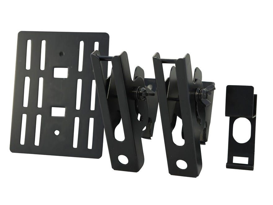 Cuddeback Genius Tilt Game Camera Mounting Bracket Kit Steel Brown
