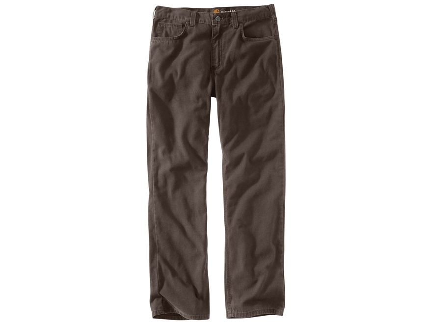 Carhartt Men's Rugged Flex Rigby Five Pocket Jeans Cotton/Spandex