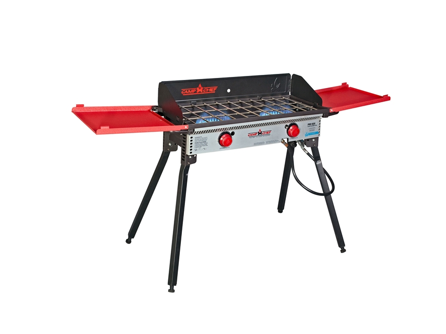 Camp Chef Deluxe 2-Burner Propane Stove
