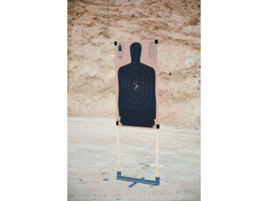 "G.P.S. Folding Compact Target Stand 24"" Powder Coated Steel"