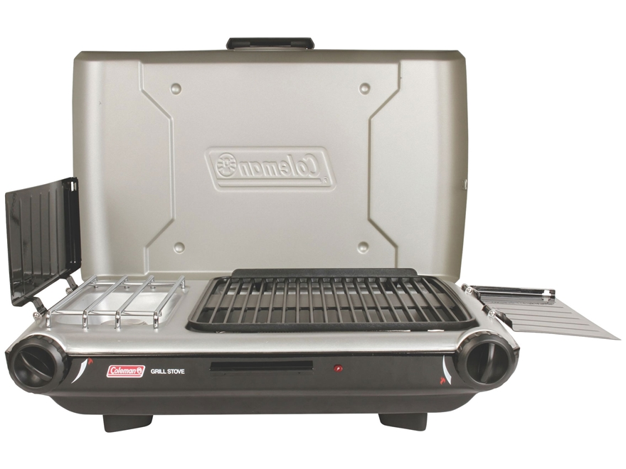 Coleman Camp 2-Burner Propane Camp Stove