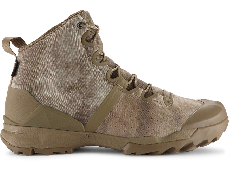 "Under Armour UA Infil GTX 7"" Waterproof Tactical Boots Leather and Nylon Men's"