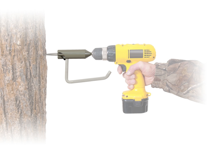 Ameristep Bark Bit Tree Step Installer Steel