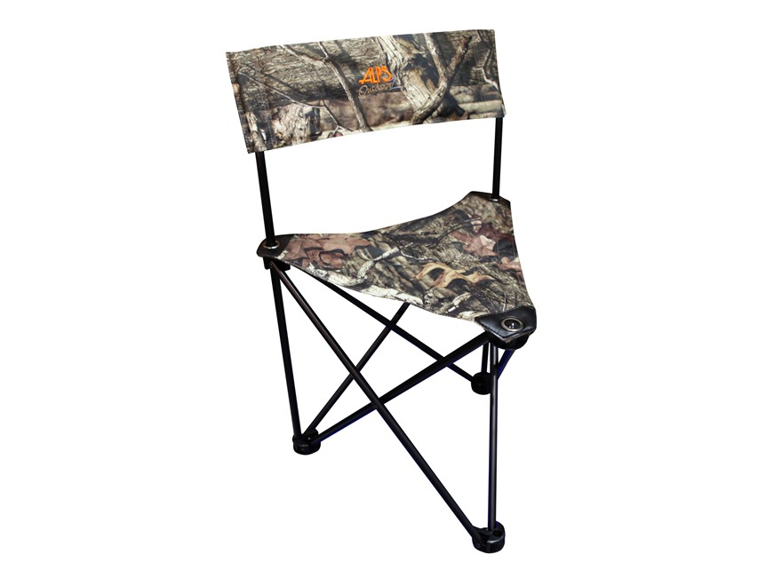 Alternate Image 1 · Alternate Image 2  sc 1 st  MidwayUSA & Alps Outdoorz Rhino MC Tripod Hunting Chair Steel Polyester islam-shia.org
